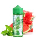 Evergreen Melon Mint Aroma 30 ml in 120 ml Flasche Shake and Vape