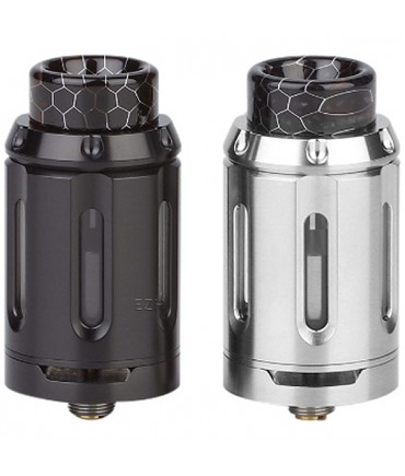Squid Industries Peace Maker RTA Verdampfer Selbstwickler Tank
