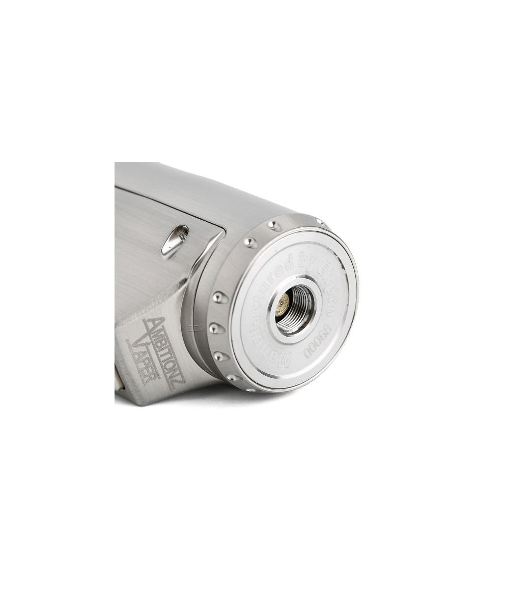 EHPro Cold Steel 100 by Ambitionz Vaper 120W Mod Akkuträger