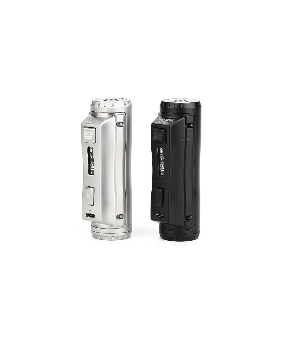 EHPro Cold Steel 100 by Ambitionz Vaper 120W Mod Akkuträger