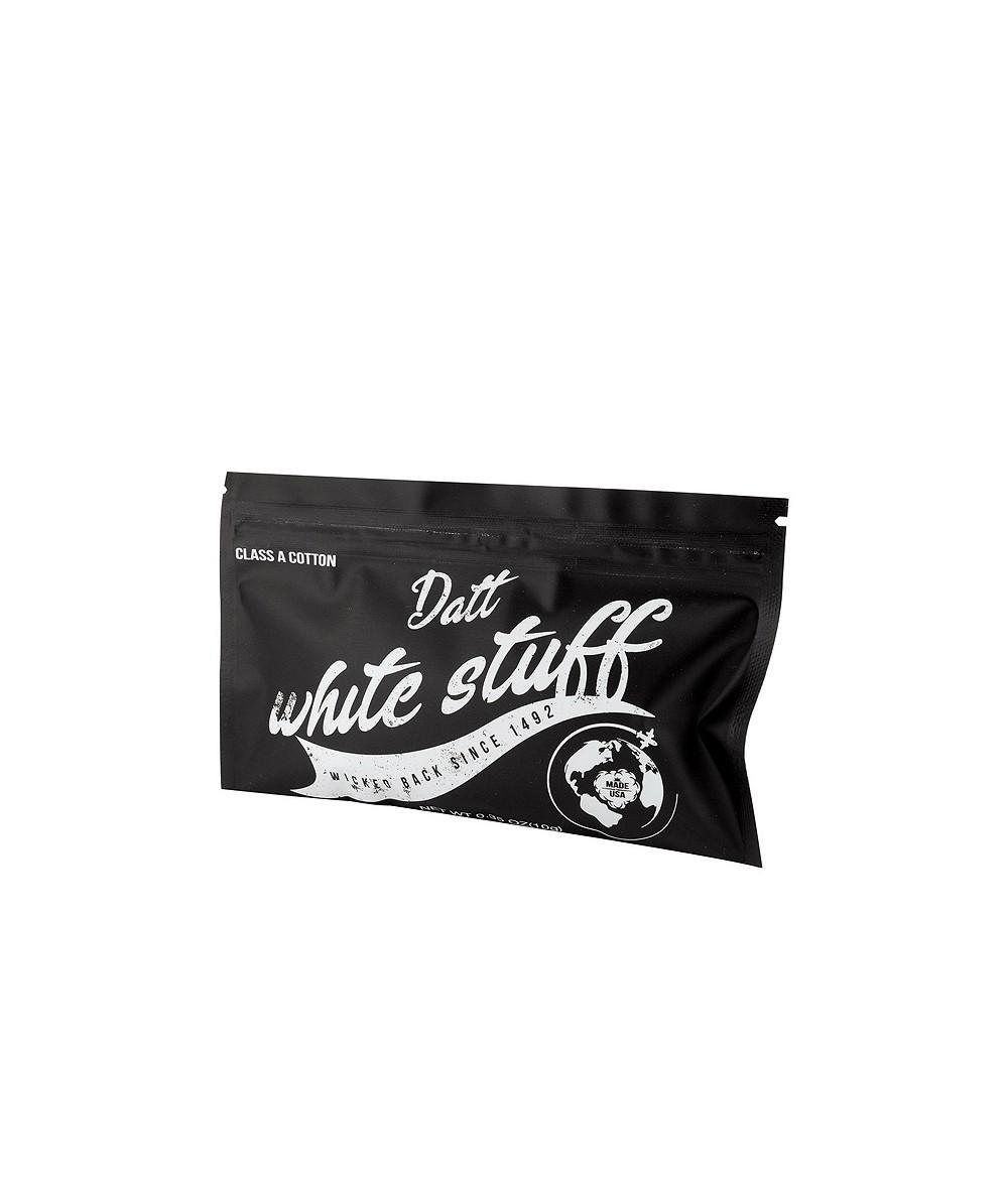 Datt White Stuff Cotton - Wickelwatte - Baumwollwatte
