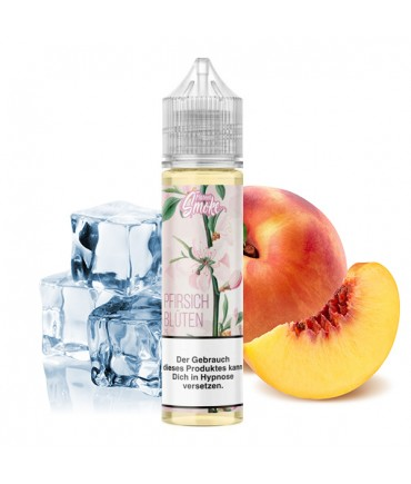 Flavour Smoke Peach Blossom Ice Aroma 20ml in 60ml Bottle Shake and Vape