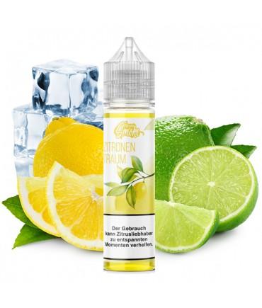 Flavour Smoke Lemon Dream Ice Aroma 20ml in 60ml Bottle Shake and Vape
