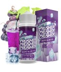 Crusher Grape Slush Ice Premium Liquid 100 ml - Boosted Liquid Shake and Vape