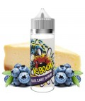 K-BOOM Blue Cake Bomb Aroma 10ml in 120 ml Flasche Shake and Vape