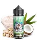 Dampfdidas Kokostazie Aroma 18ml in 120 ml Flasche Shake and Vape