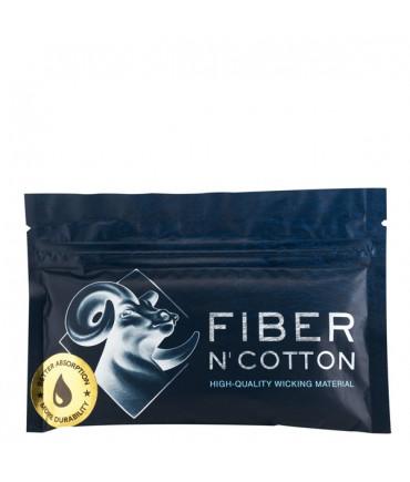 Fiber n Cotton V2 - winding wadding - cotton wadding