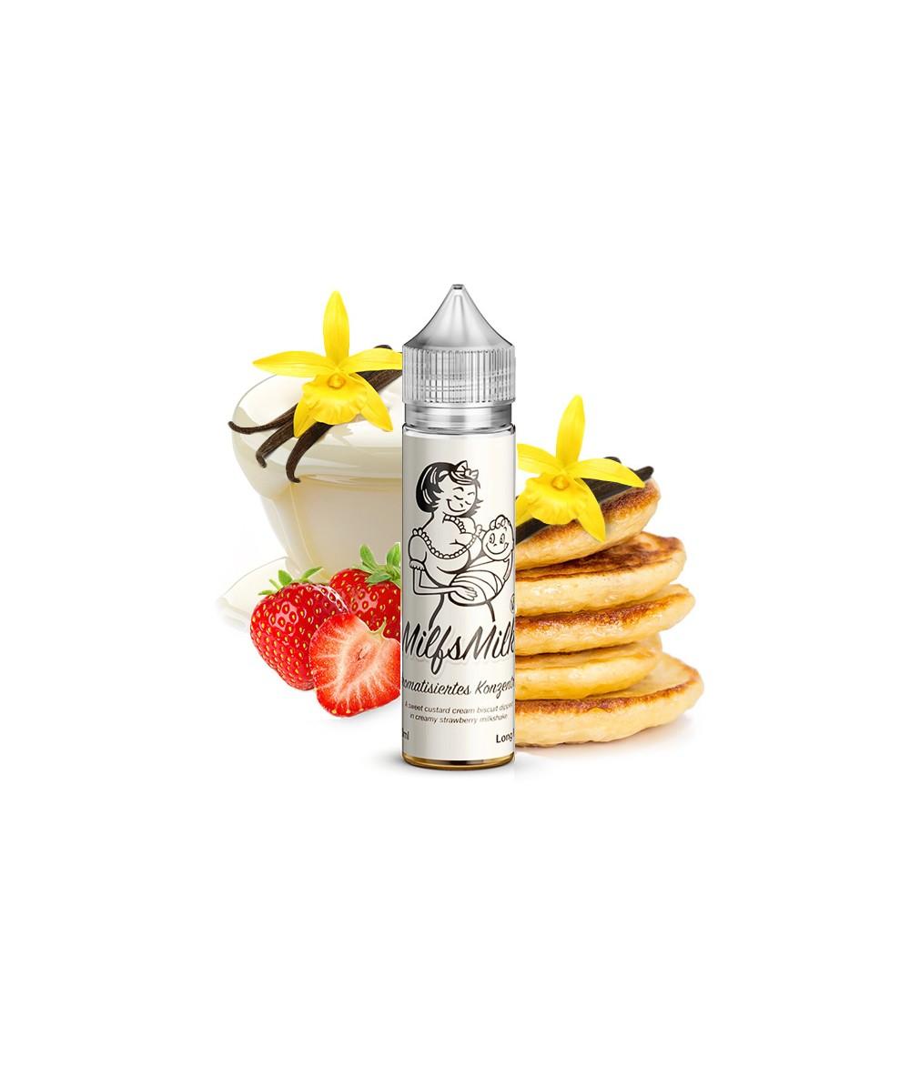 Milchshake by Eco Vape Milfsmilk v2 Aroma 10ml in 60 ml Flasche Shake and Vape