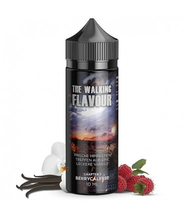 The Vaping Flavour Chapter 1 Berry Calypse Aroma 10ml in 120ml Bottle Shake and Vape