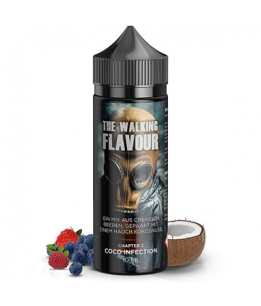 The Vaping Flavour Chapter 2 Coco Infection Aroma 10ml in 120ml Bottle Shake and Vape