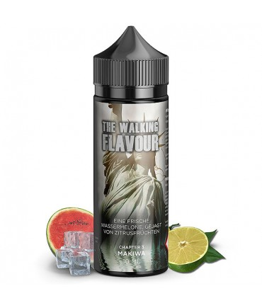 The Vaping Flavour Chapter 3 Makiwa Aroma 10ml in 120 ml Flasche Shake and Vape