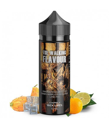 The Vaping Flavour Chapter 4 Rick Limes Aroma 10ml in 120 ml Flasche Shake and Vape