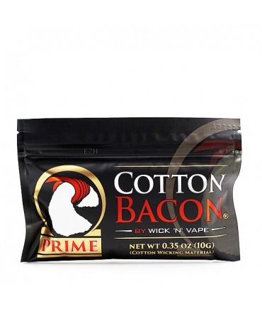 Cotton Bacon Prime - Wickelwatte - Baumwollwatte
