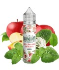 Ohmboy Apfel, Holunderblüte & Minze Aroma 20ml in 60 ml Flasche Shake and Vape