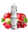 Ohmboy Cranberry, Apfel & Himbeere Aroma 20ml in 60 ml Flasche Shake and Vape