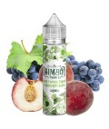 Ohmboy Sweetwater Traube & Weißer Pfirsich Aroma 20ml in 60 ml Flasche Shake and Vape