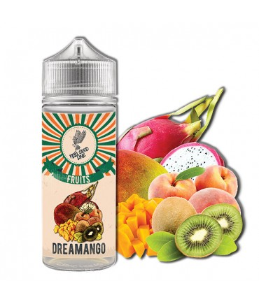 Feel Good Line Dreamango Aroma 14ml in 120 ml Flasche Shake and Vape