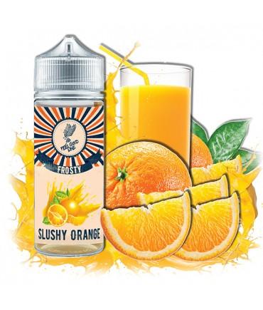 Feel Good Line Slushy Orange Aroma 14ml in 120 ml Flasche Shake and Vape