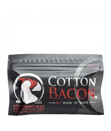 Cotton Bacon V2 - Wickelwatte - Baumwollwatte