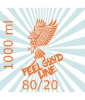 Feel Good Line Base Finest Base - 80 VG/20 PG - 1000 ml mit 0 mg zum mischen