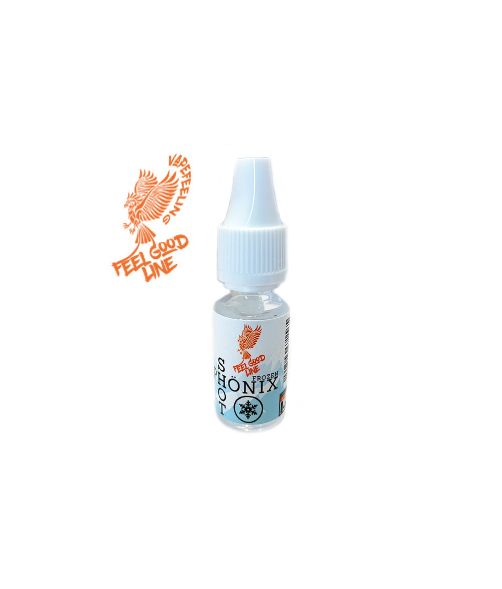 Feel Good Line Frozen Phönix Minze Aroma Shot 10ml zum beimischen Shake and Vape