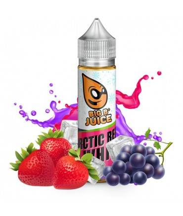 BIG B Juice Arctic Red & White Aroma 20 ml in 60 ml Flasche Shake and Vape