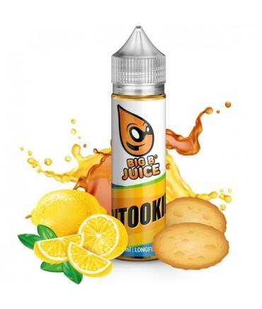 BIG B Juice Citookie Aroma 20 ml in 60 ml Bottle Shake and Vape
