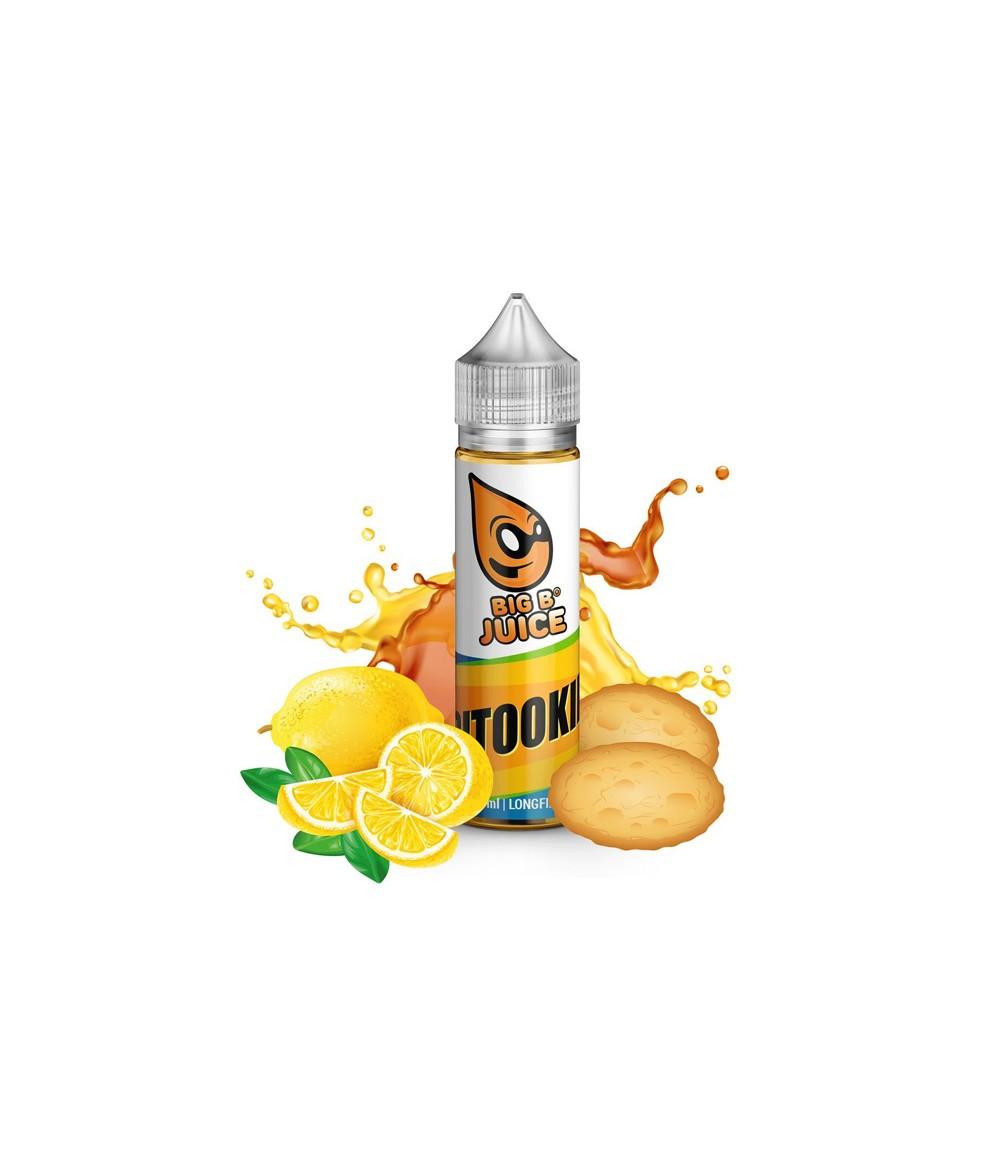BIG B Juice Citookie Aroma 20 ml in 60 ml Flasche Shake and Vape