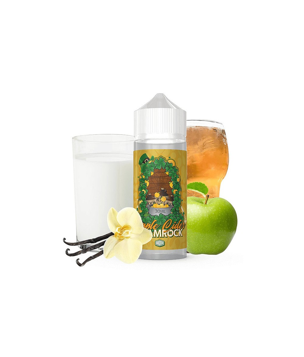 Dead Rabbit Society DRS Shamrock Apple Cider Aroma 30 ml in 120 ml Flasche Shake and Vape