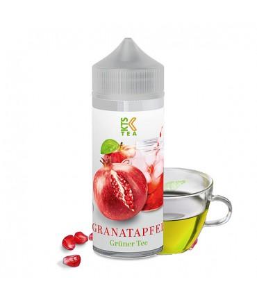 KTS Tea Serie Granatapfel Aroma 30 ml in 120 ml Flasche Shake and Vape