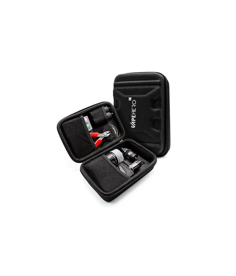Vapehero Hey Digga XL Tasche Aufbewahrungstasche für e-Zigaretten und Wickelzubehör