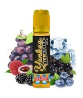 Yankee All Stars Slush Aroma 15 ml in 60 ml Flasche Shake and Vape