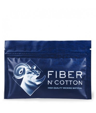 Fiber n Cotton - Wickelwatte - Baumwollwatte