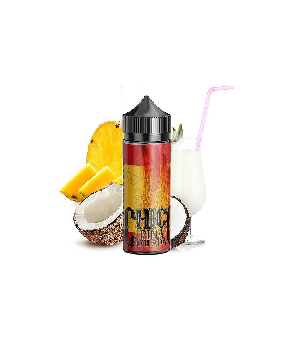 VapeHansa Chico Que Pasa Papi Aroma 20 ml in 120 ml Flasche Shake and Vape