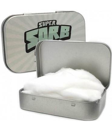 Super Sorb Cotton Cord - SSCC cotton wool - wrap wadding - cotton wadding