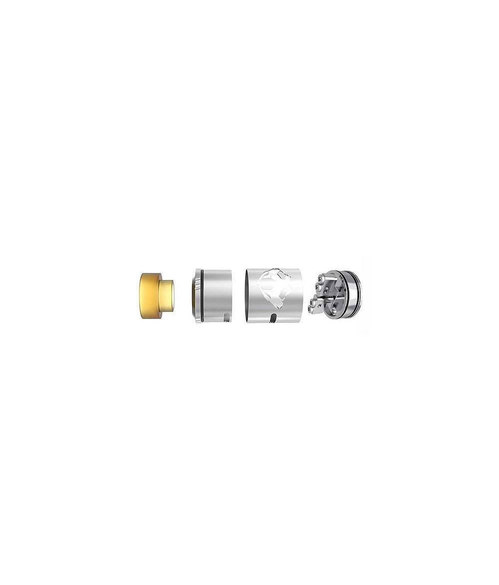 OBS Cheetah II Mini RDA Selbstwickler Tröpfler - Rainbow - B-Ware