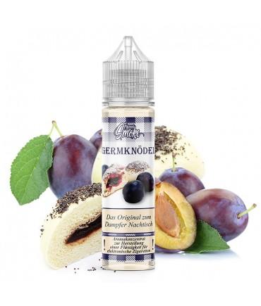 Flavour Smoke Germknödel Aroma 20ml in 60 ml Flasche Shake and Vape