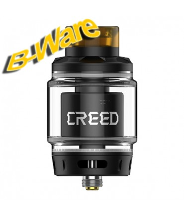 GeekVape Creed RTA Selbstwickler Verdampfer - schwarz - B-Ware