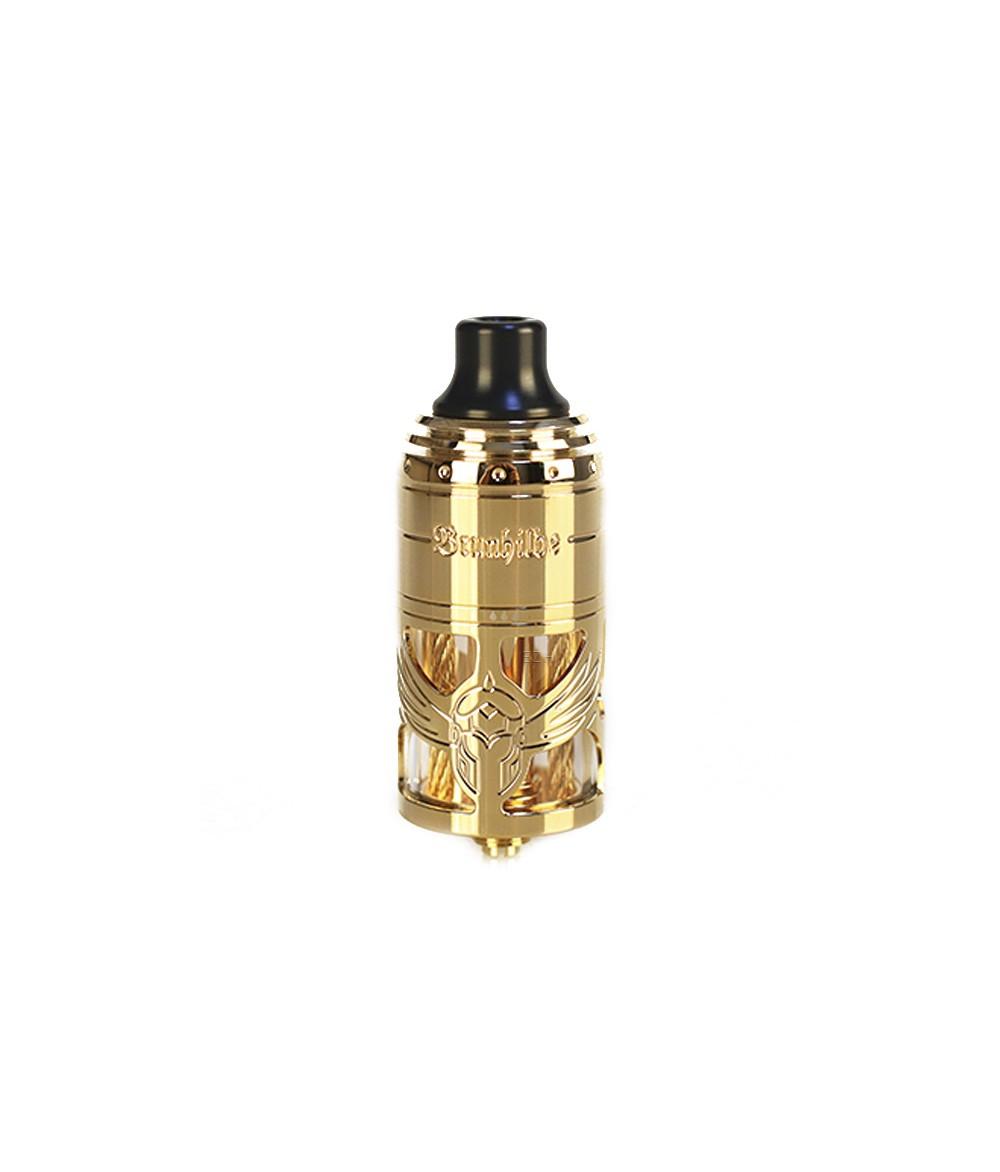 Vapefly Brunhilde MTL New Color RTA Verdampfer Top Coiler Selbstwickler Tank - gold