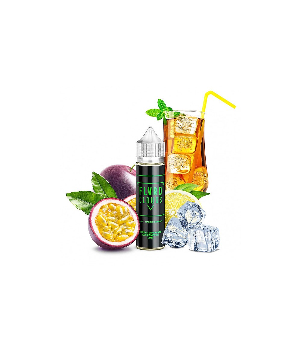 FLVRD Clouds by Kapka's Flava Green Aroma 20 ml in 60 ml Flasche Shake and Vape