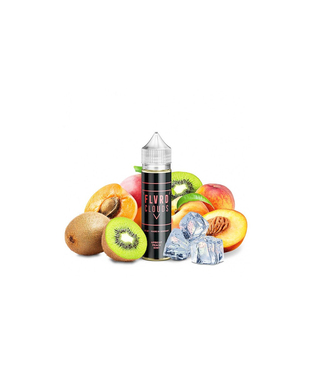 FLVRD Clouds by Kapka's Flava Pink Aroma 20 ml in 60 ml Flasche Shake and Vape