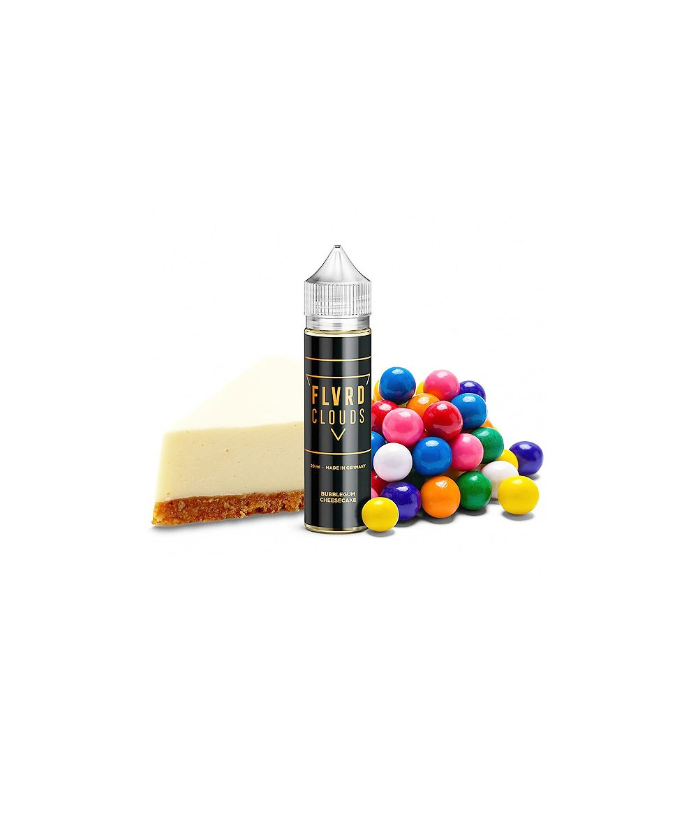 FLVRD Clouds Orange Aroma 20 ml in 60 ml Flasche Shake and Vape