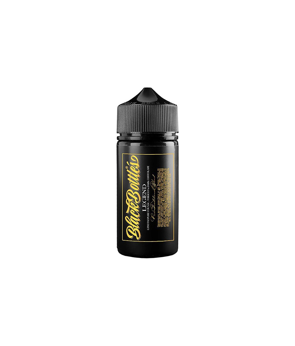Black Bottles by Island Fog Legend Aroma 30 ml in 100 ml Flasche Shake and Vape
