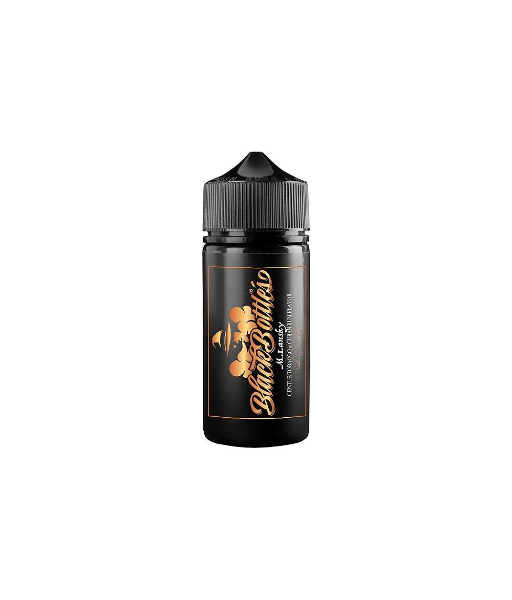 Black Bottles by Island Fog M. Lansky Aroma 30 ml in 100 ml Flasche Shake and Vape