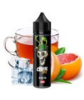 Check Out Juice N-Ice Tea Aroma 20 ml in 60 ml Flasche Shake and Vape