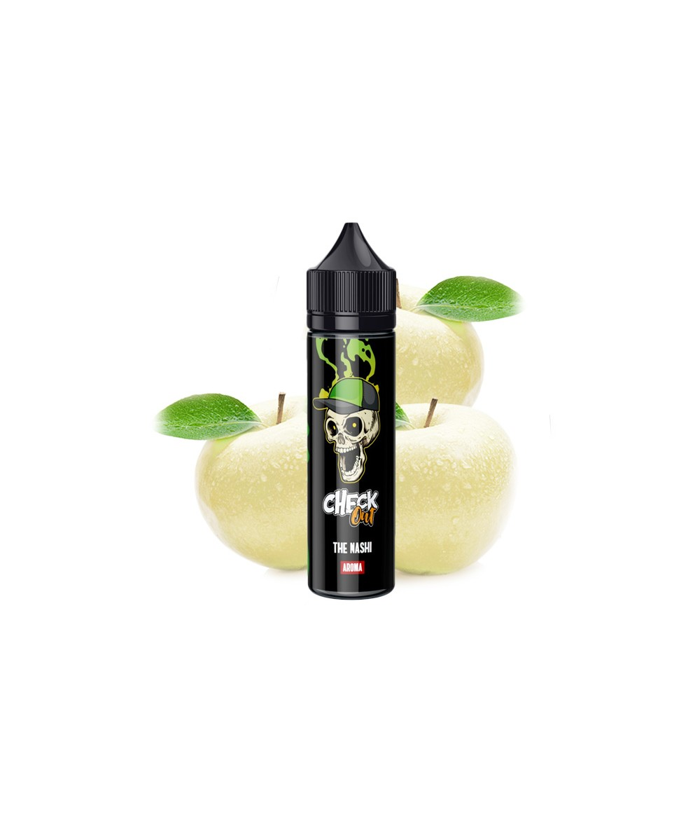 Check Out Juice The Nashi Aroma 20 ml in 60 ml Flasche Shake and Vape