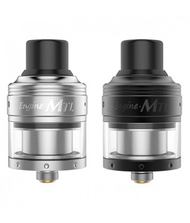 OBS Engine MTL RTA Evaporator Self-winder Tank
