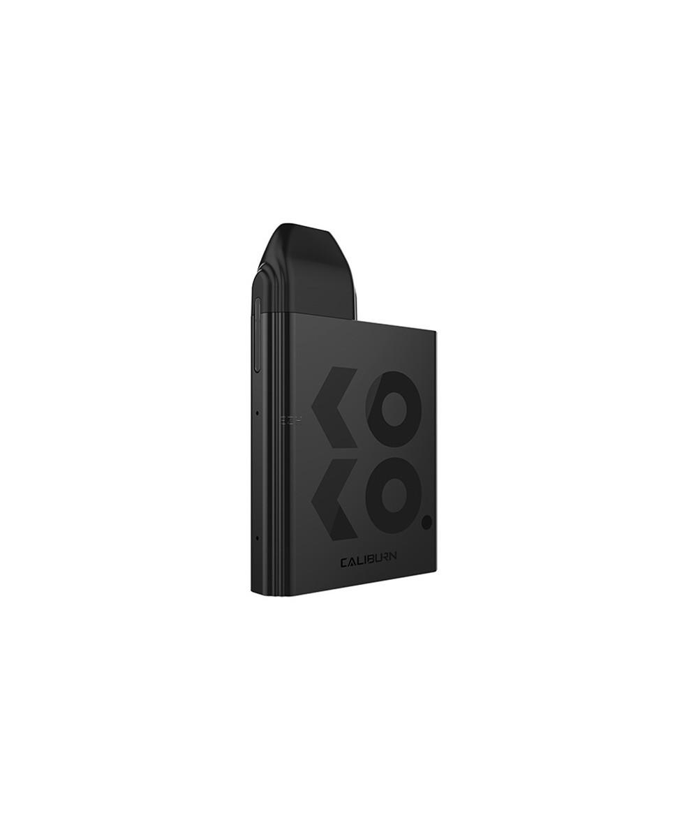UWELL Caliburn KoKo Pod System MTL Backendampfer - schwarz
