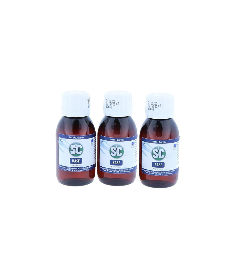 SC Base 100 ml mit 0 mg zum mischen