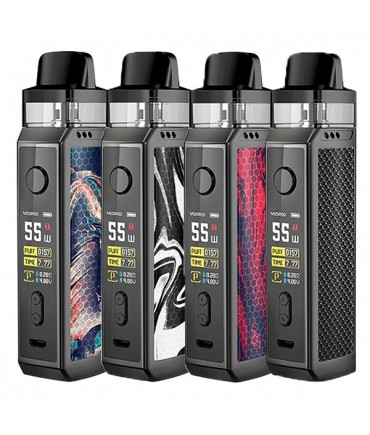 VOOPOO Vinci X Pod System Battery Carrier with Pod All in One